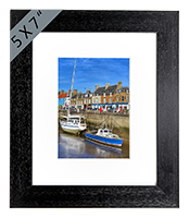 Anstruther Framed Print FMC_45_5x7