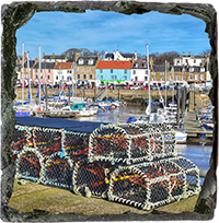 Anstruther Medium Square Slate  FMC_49_MSL