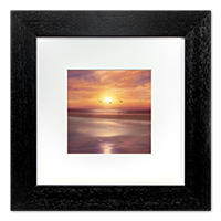 Beach Framed Print AS_33_5x5