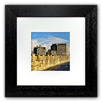 Blackness Castle  Framed Print FMC_17_5x5