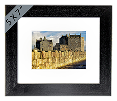 Blackness Castle Framed Print FMC_17_5x7