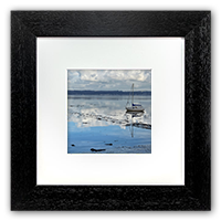 Bo'ness Harbour  Framed Print FMC_08_5x5