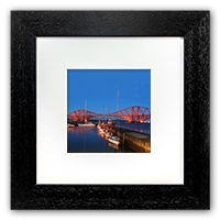 Forth Rail Bridge Framed Print  FMC_01_5x5