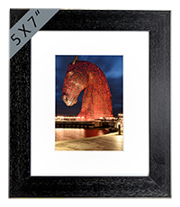 Kelpies Framed Print FMC_11_5x7