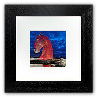 Kelpies Framed Print FMC_18_5x5