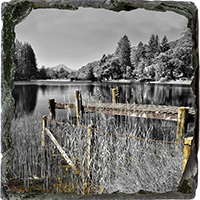 Loch Ard Medium Square Slate FMC_23_MSL