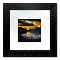 Loch Lomond Framed Print AS_36_5x5
