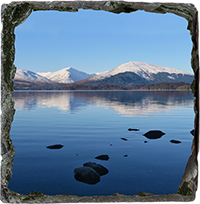 Loch Lomond Medium Square Slate FMC_46_MSL