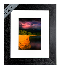Loch Morlich Framed Print AS_35_5x7
