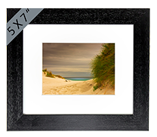 Orkney Sanday Framed Print AS_02_5x7