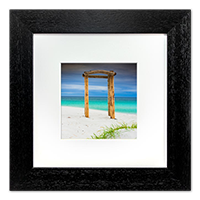 Orkney Sanday Framed Print AS_03_5x5