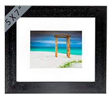 Orkney Sanday Framed Print AS_03_5x7