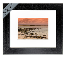 Orkney Sanday Framed Print AS_07_5x7