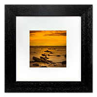 Orkney Sanday Framed Print AS_08_5x5