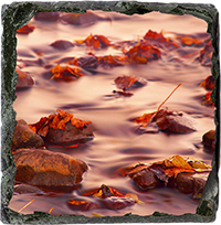 River Teith Medium Square Slate  AS_19_MSL