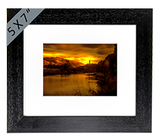 Wallace Monument Framed Print AS_24_5x7