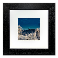 Wallace Monument Framed Print AS_38_5x5