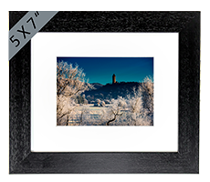 Wallace Monument Framed Print AS_38_5x7