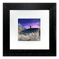 Wallace Monument Framed Print AS_39_5x5