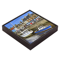 Anstruther Framed Tile FMC_45_FT