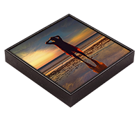 Beach Framed Tile  AS_40_FT