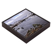 Black Mount Framed Tile FMC_37_FT