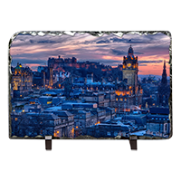 Edinburgh Castle, Slate  MA_03_LS