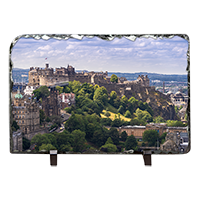 Edinburgh Castle, Slate  MA_04_LS