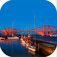 Forth Rail Bridge Coaster FMC_01_SC