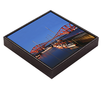 Forth Rail Bridge Framed Tile FMC_01_FT