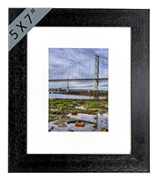 Forth Road Bridge Framed Print FMC_48_5x7