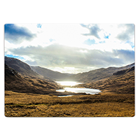 Glen More Alu Print ZB_50_CP