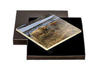 Highland Cow Boxed Tile  ZB_44_BXTILE
