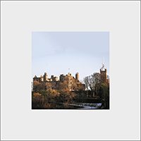 Linlithgow Palace. Mounted Print  JK_07_MM