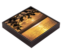 Loch Lomond Framed Tile AS_22_FT