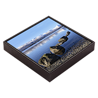 Loch Lomond Framed Tile  FMC_47_FT