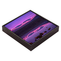 Loch Morlich Framed Tile AS_53_FT