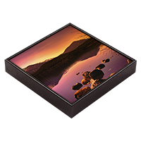 Loch Morlich Framed Tile AS_54_FT