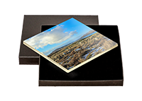 Loch na Keal, Isle Of Mull Boxed Tile  ZB_48_BXTILE