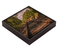 Railway Framed Tile  AS_42_FT