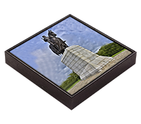 Robert The Bruce Framed Tile  FMC_03_FT