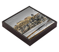 Stirling Castle Framed Tile FMC_22_FT