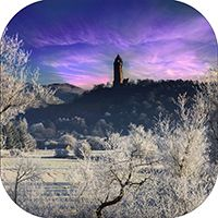 Wallace Monument Coaster AS_39_SC